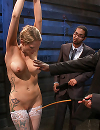Hot Maid Abused By Horny Boss