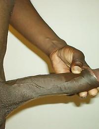black ebony boys dicks
