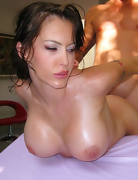 Jenna Presley massage hardcor...