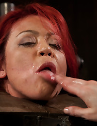 Naughty Minx Enjoys Kinky Sex