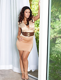 Latina Goddess Elena Boned Raw
