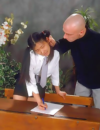 Japanese student fucked in cu...