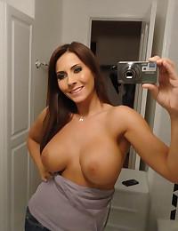 Luscious Beauty Madison Sucks Cock