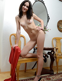Lesya will make your day with this Nude Dolls photo gallery.