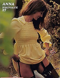 Several shots of amazing seventies hotties