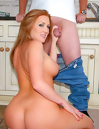 Horny MILF Megan loves to coo...