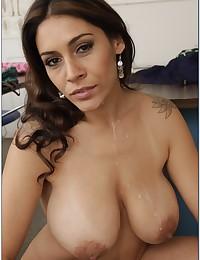 Leggy Latina Enjoys Classroom Sex