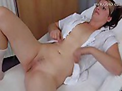 Rozalia anal and gyno exam