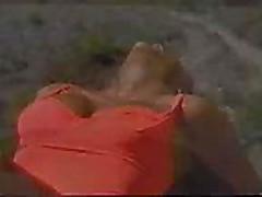 British Samantha Fox - Calendar Girl 1997