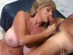 Very Sexy Blonde MILF