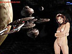 The Girls of Star Trek Nude