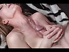 Tit fucking compilation