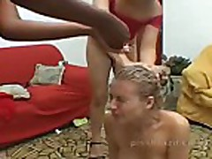 Piss MFX Lesbian Pissing 12