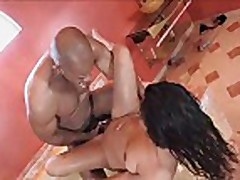 Leah Jaye and Shane Diesel