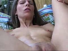 POV of his cock fucking her wife ass