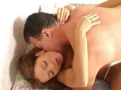 Latina girl doggy style fucking for her pussy