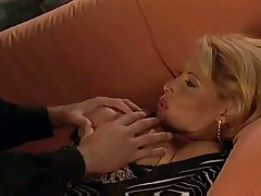 Milly D'Abbracio fucked in her tight ass