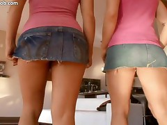 Alexa Von Tess And Bree Olsen - The Girl Next Door #3 - Scene 2