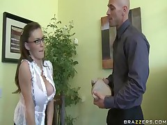 Jenna Presley - Sandwich My Cock Between Your Lips And Eat It