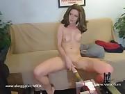 Teen Slut Machine Fucked Live