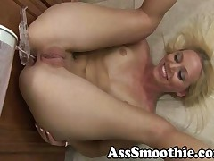 Kacey Villaines - Drinks Her Ass Smoothie