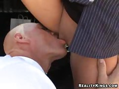 Savannah Gold - Big Tits Boss - Taking Orders