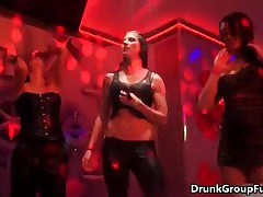 Sexy Horny Euro Sluts Going Lesbian At This Wet And Wild Fuck Fest By DrunkGroupFuck
