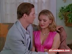 Cameron Diaz - Cameron Diaz Showing Her Cleavage