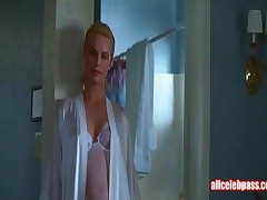 Charlize Theron - Charlize Theron Shows Her Tits