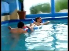 Hakan Serbes, Johnny Montana 3way in Pool