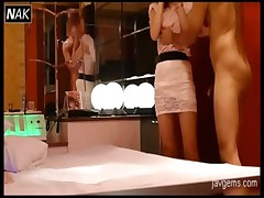 Korean B-list model prostitution caught on hidden cam 1b