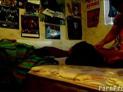 Couple Fucking Infront Of Webcam