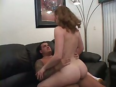 Sweet College slut Anika Leans