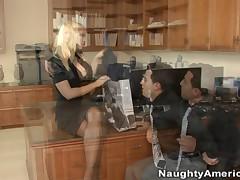 Kagney Linn Karter - Naughty Office