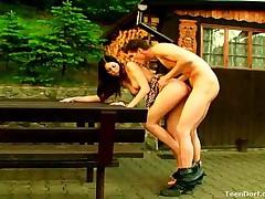 Karolina And Kristof - Teen Sluts