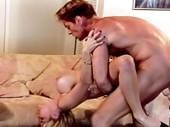 Big boobed bitch seduces Rocco and gives him amazing sex!