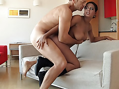 Rocco Fucks Harder Then A Black Man! Nasty Girl Confirms It!