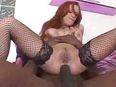 Big tits Shannon Kelly hardcore till get cumshot on face