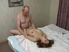Old Doctor Forced Sex with Young German Teen
