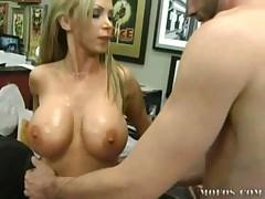 Nikki Benz - Titfuck compilation