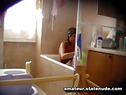 exgirlfriend hidden bath