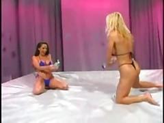 Tanya Danielle vs Jewel Marceau
