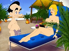 Leisure Suit Larry 7 Girls - Drew