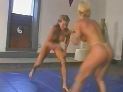 topless female wrestling with fitness models - HardSexTube - Free Porn, Sex Movies