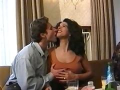 Angelica Bella threesome scene Girly Mar&eacute-n VHS