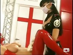 Gothic Rubber Masquerade 2  - scene1