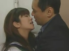 Hot Japanese student Fucking