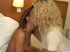 Teen lesbians fisting and fingering