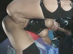 Crazy bondage fetish video