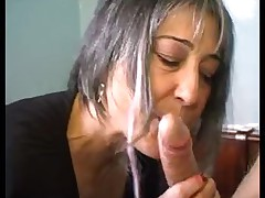 French Mature Housewife